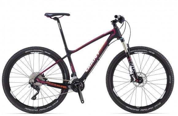 Горный велосипед Giant Obsess Advanced 27.5 2 (2014)