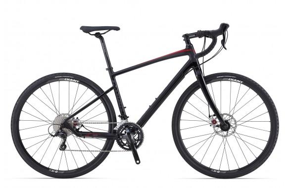 Шоссейный велосипед Giant Revolt 1 (2014)