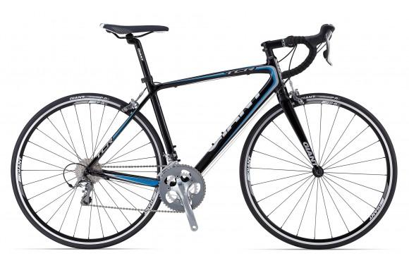 Шоссейный велосипед Giant TCR 2 (2014)