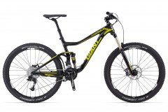 Экстремальный велосипед Giant Trance Advanced 27.5 2 (2014)
