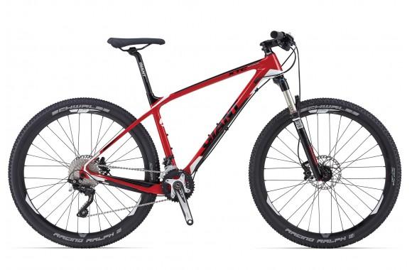 Горный велосипед Giant XtC Advanced 27.5 3 (2014)