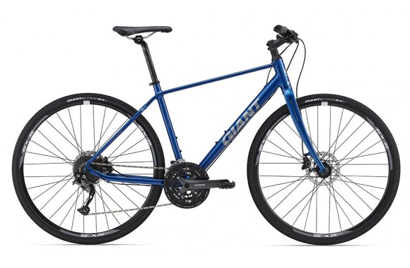 Городской велосипед Giant Escape 1 Disc (2015)