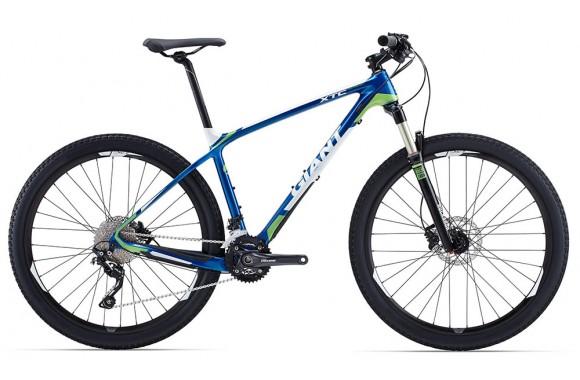 Горный велосипед Giant XtC Advanced 27.5 3 (2015)