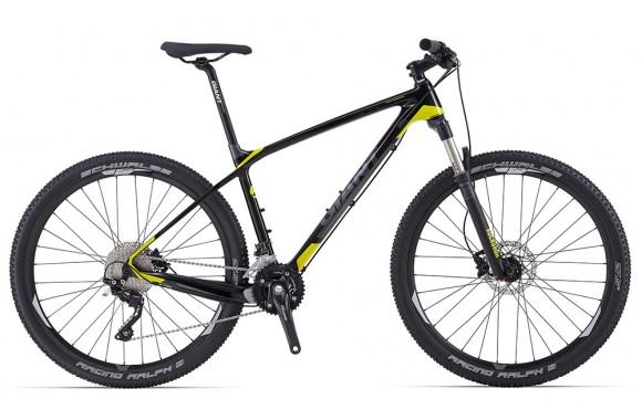Горный велосипед Giant XtC Advanced 27.5 4 (2014)
