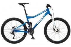 Двухподвесный велосипед Giant Yukon FX (2010)