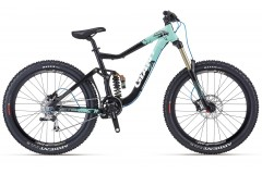 Двухподвесный велосипед Giant Reign SX 1 (2012)
