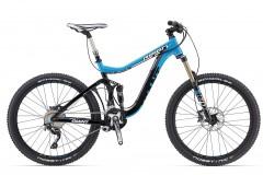 Двухподвесный велосипед Giant Reign 1 (2013)