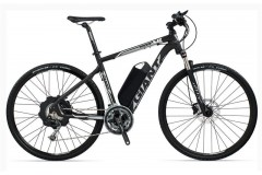 Электровелосипед Giant Roam XR E+ (2014)