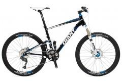 Двухподвесный велосипед Giant Anthem X4 (2011)