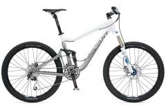 Двухподвесный велосипед Giant Trance X2 (2009)