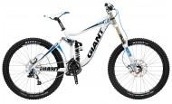 Двухподвесный велосипед Giant Glory 1 (2011)