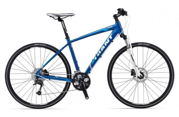 Городской велосипед Giant Roam 1 DIsc (2013)