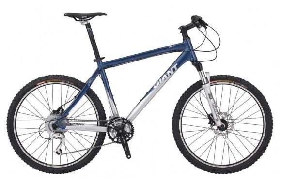 Горный велосипед Giant XTC 2 Disc (2007)