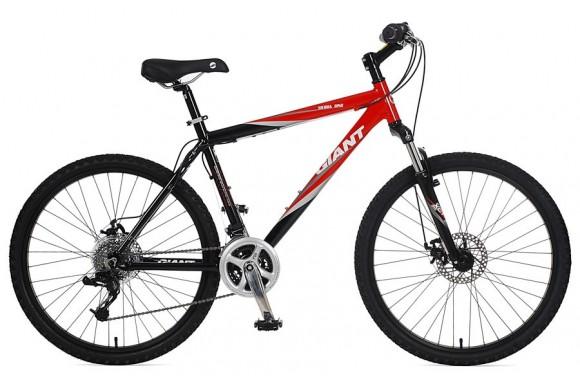Горный велосипед Giant Sierra Disc (2009)