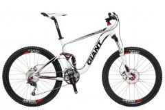 Двухподвесный велосипед Giant Trance X4 (2011)