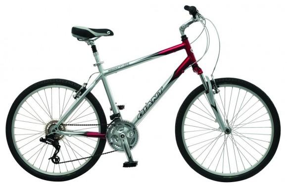 Комфортный велосипед Giant Sedona Se (2007)