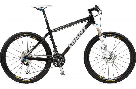 Горный велосипед Giant XtC Advanced 3 (2010)