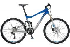 Двухподвесный велосипед Giant Trance X3 (2009)