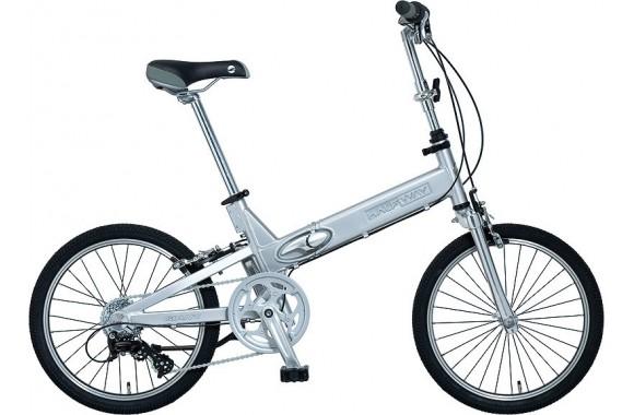 Складной велосипед Giant Halfway 7S (2009)