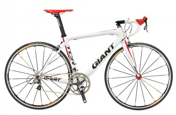 Шоссейный велосипед Giant TCR ADVANCED 1 (2010)