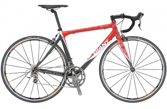 Шоссейный велосипед Giant TCR Advanced 2 (2008)