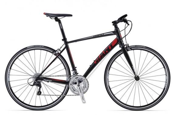 Городской велосипед Giant Rapid 3 triple (2014)