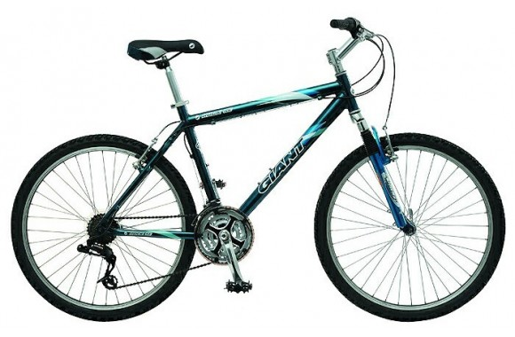 Горный велосипед Giant Rock SE STI (2008)