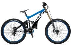 Двухподвесный велосипед Giant GLORY DH (2009)