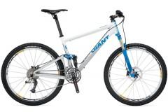 Двухподвесный велосипед Giant Anthem X0 (2009)