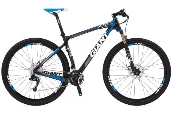 Горный велосипед Giant XTC Composite 29er 0 (2012)