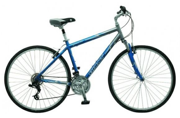 Комфортный велосипед Giant Cypress SE (2008)