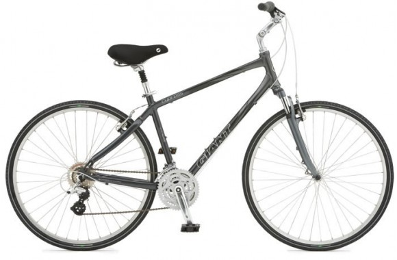 Комфортный велосипед Giant Cypress New (2007)