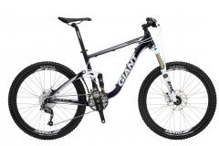 Двухподвесный велосипед Giant Trance X3 (2011)