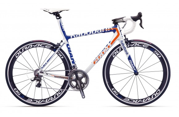 Шоссейный велосипед Giant TCR Advanced SL RABO ISP (2012)