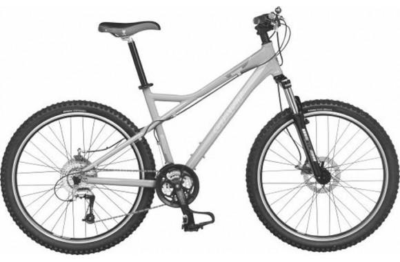 Горный велосипед Giant Terrago Enduro New (2007)