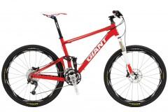 Двухподвесный велосипед Giant Anthem X1 (2010)