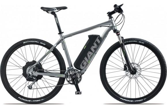 Электровелосипед Giant Roam XR Hybrid (2013)