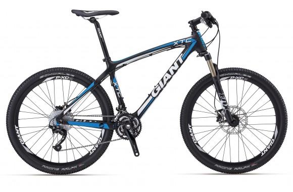 Горный велосипед Giant XTC Composite 1 (2012)