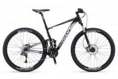 Двухподвесный велосипед Giant Anthem X 29er 2 (2012)