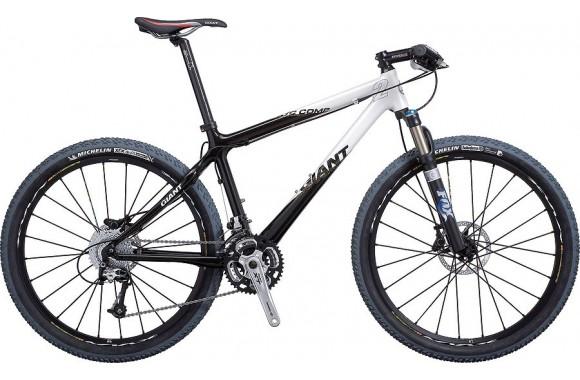 Горный велосипед Giant XtC Composite 2 (2008)