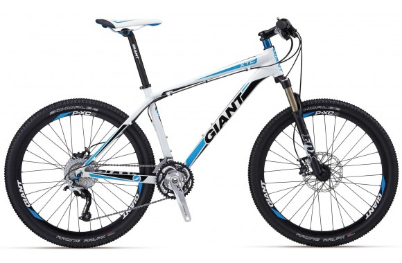 Горный велосипед Giant XTC 0 (2012)