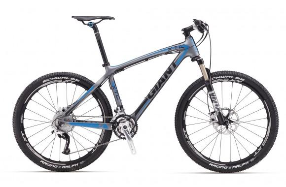 Горный велосипед Giant XTC Composite 0 (2012)