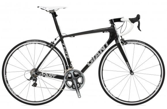Шоссейный велосипед Giant TCR ADVANCED SL 1 (2011)