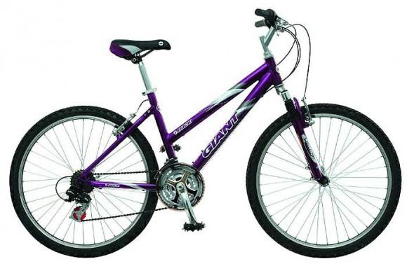Горный велосипед Giant Rock W (2008)