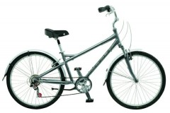 Комфортный велосипед Giant Suede Old (2008)