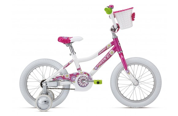 Детский велосипед Giant PUDDIN 16 (2012)