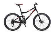 Двухподвесный велосипед Giant Yukon FX (2013)