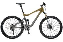 Двухподвесный велосипед Giant Trance X1 (2009)