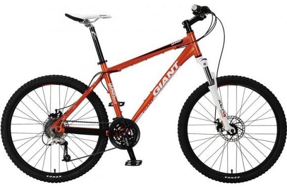 Горный велосипед Giant Yukon Disc SE (2010)
