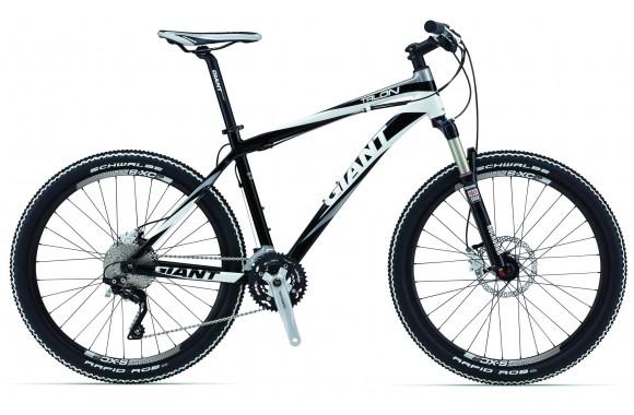 Горный велосипед Giant Talon 1 (2013)